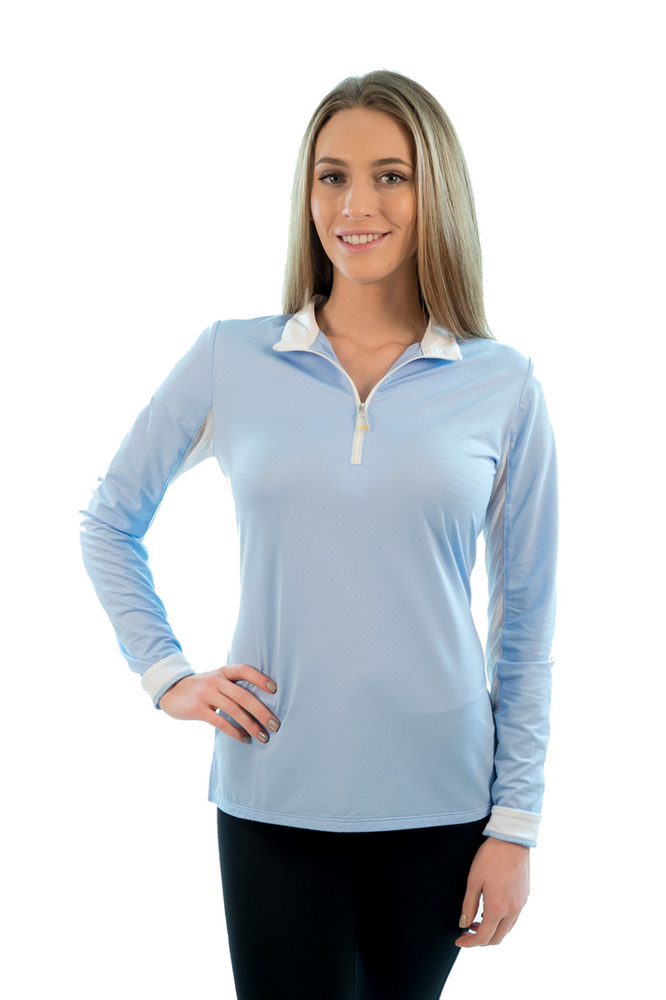 Kastel signature charlotte collection uv shirt equine divine for Custom dress shirts charlotte nc
