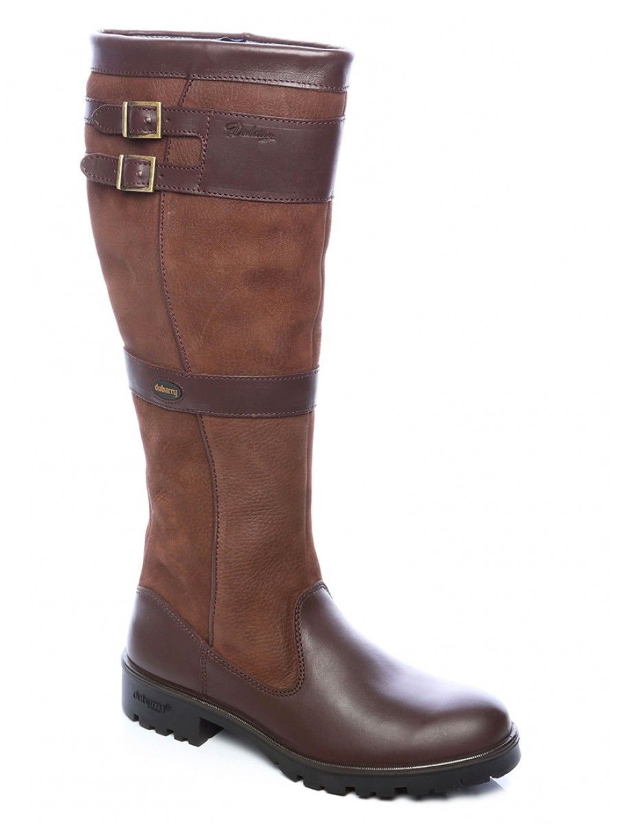Dubarry Longford Knee High Boots Equine Divine