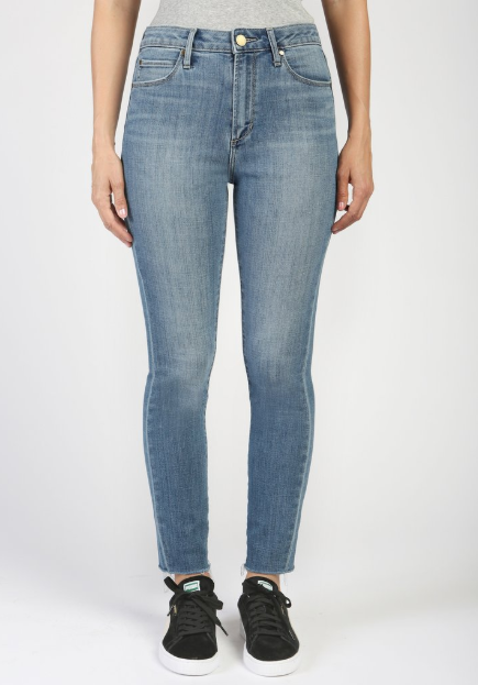 Articles of Society Heather High-Rise Jeans - Bluefield