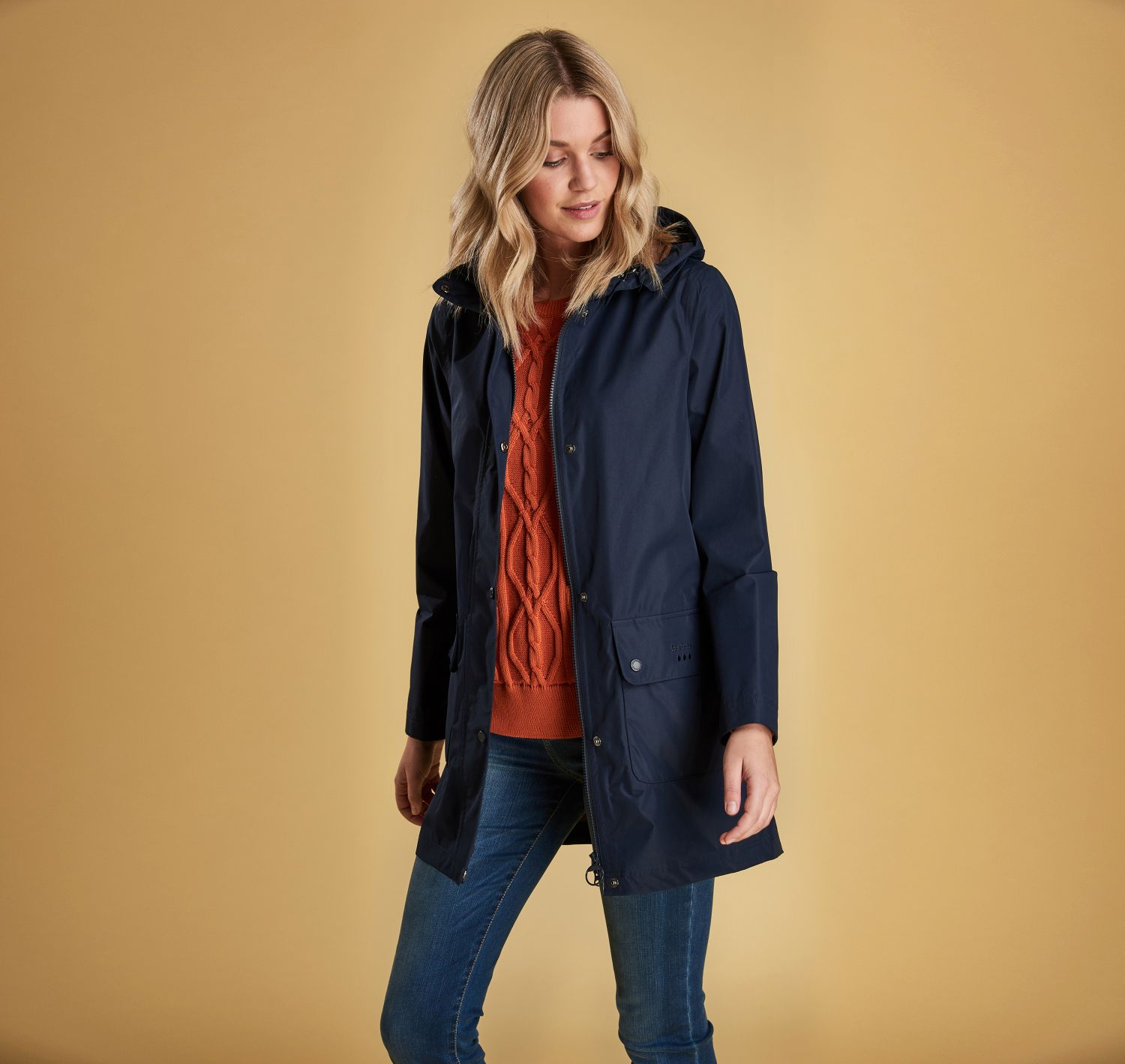 bde5a093e Barbour Inclement Waterproof Breathable Jacket